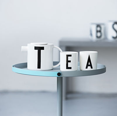 arne jacobsen teapot t letter white t by design letters made in design uk. Black Bedroom Furniture Sets. Home Design Ideas