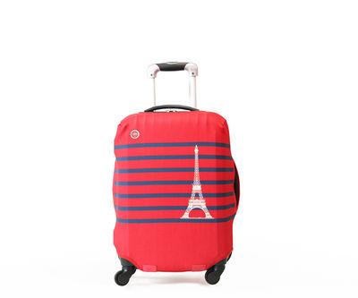 Housse de valise european couture taille l pour une for Porte valise pour chambre