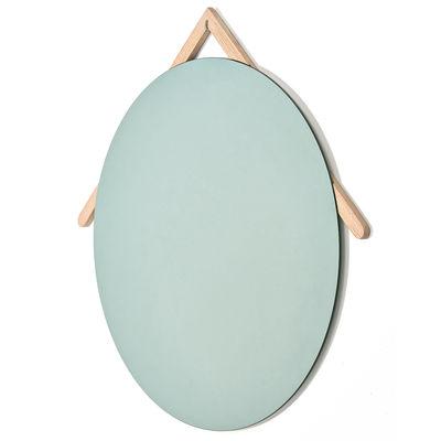 Miroir mural lubin 40 cm ch ne hart for Miroir 40 cm