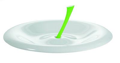 Arts de la table - Plats - Coupe à fruits Big Apple / Ø 37,5 cm - Koziol - Blanc - Polypropylène