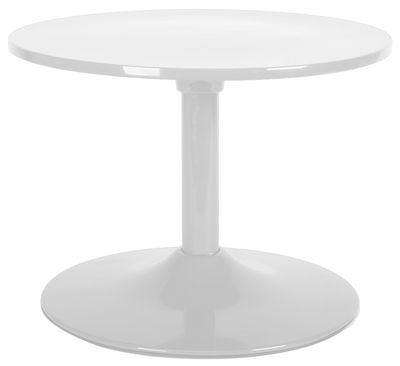 Tavolino Ball table di XL Boom - Bianco - Materiale plastico