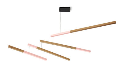 suspension rose achat vente de suspension pas cher. Black Bedroom Furniture Sets. Home Design Ideas