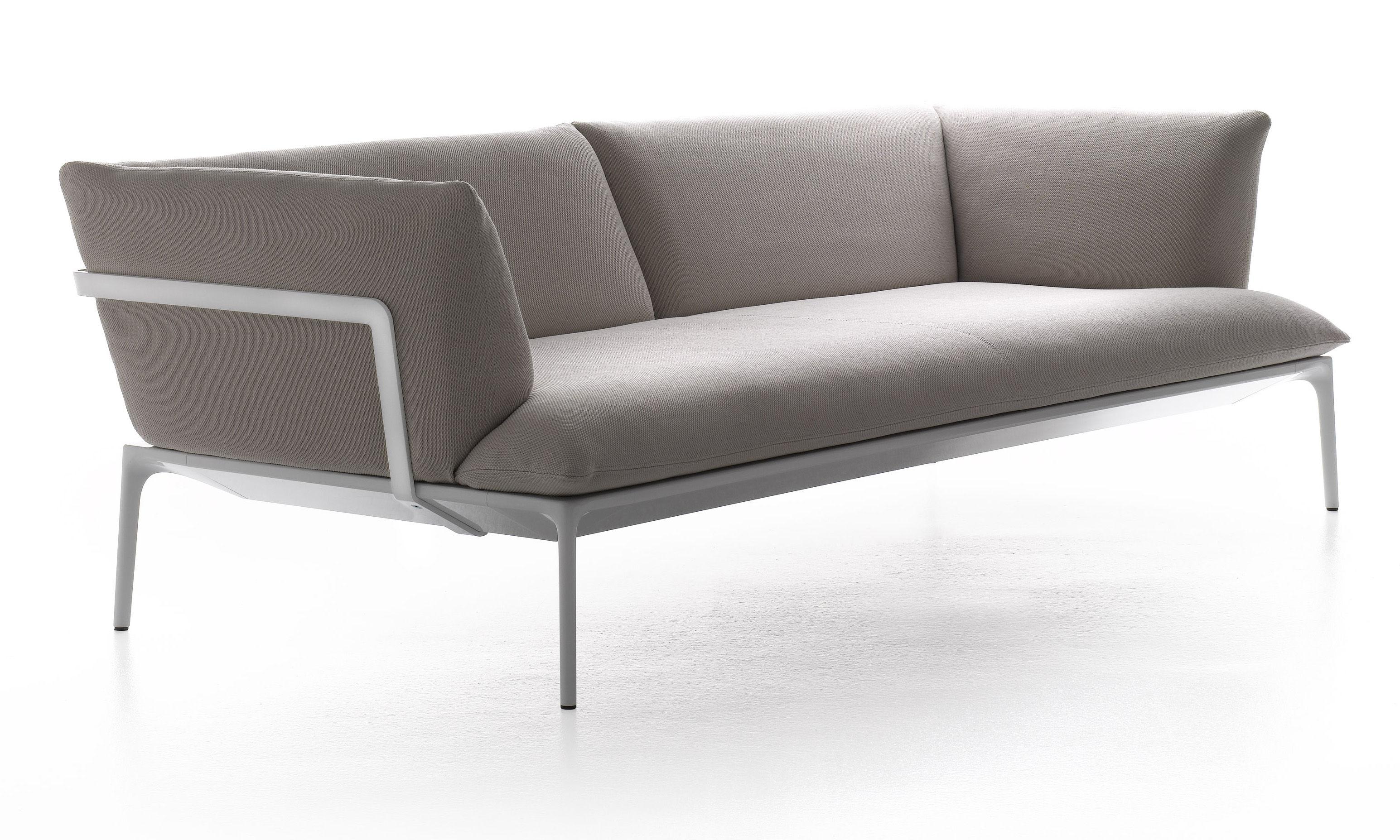 yale 3 sitzer l 220 cm mdf italia sofa. Black Bedroom Furniture Sets. Home Design Ideas