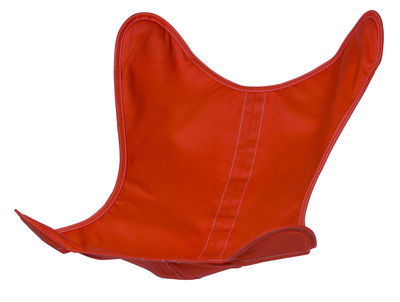 Housse Coton / Pour fauteuil AA Butterfly - AA-New Design mandarine en tissu