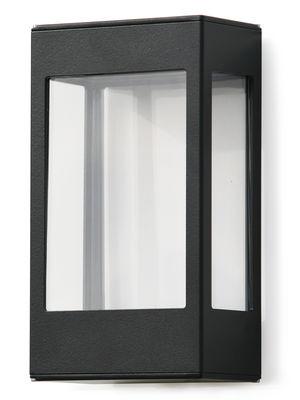 Luminaire - Appliques - Applique Tetra LED - Roger Pradier - Noir - Aluminium, Polycarbonate