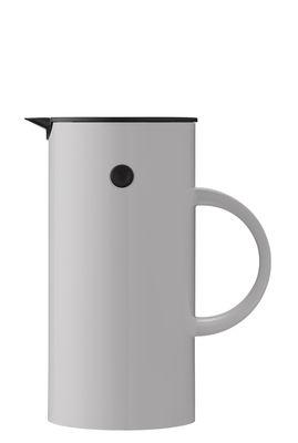Arts de la table - Thé et café - Pichet isotherme Classic Small / 0,5 L - Stelton - Gris clair - ABS
