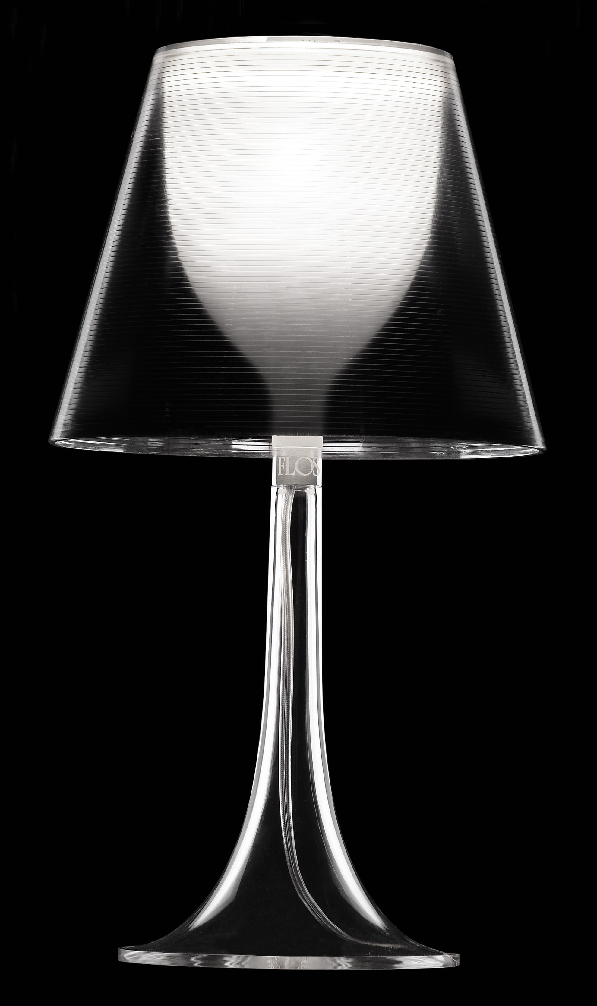 Miss k table lamp silver by flos for Flos miss k table lamp uk