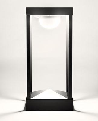 Lampe solaire la lampe parc m led sans fil h 40 cm for Luminaire exterieur led sans fil