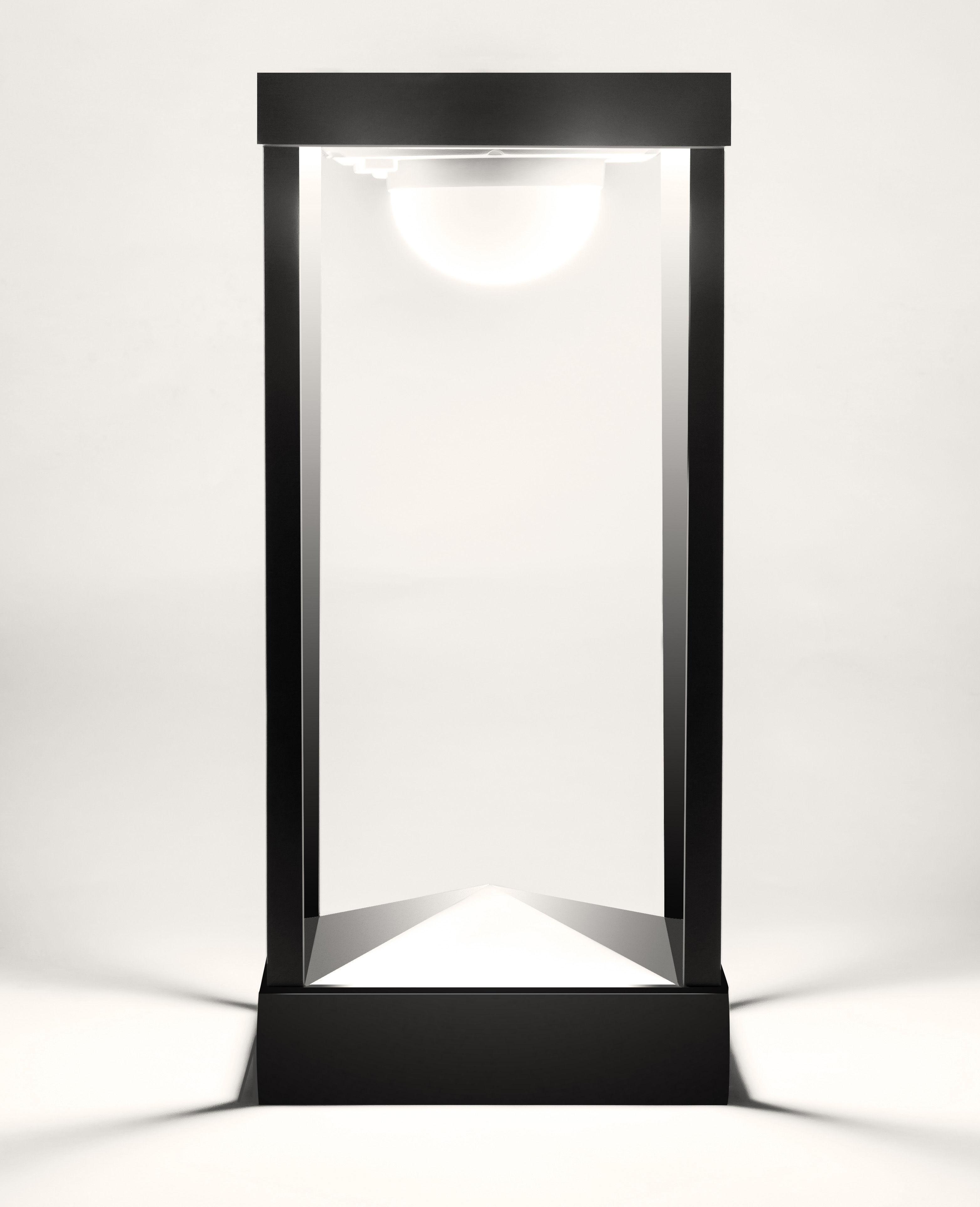 lampe solaire la lampe parc m led sans fil h 40 cm. Black Bedroom Furniture Sets. Home Design Ideas