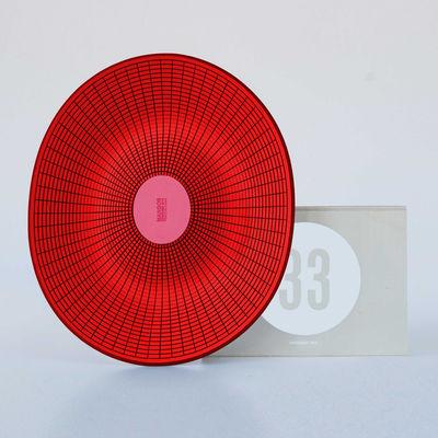 Arts de la table - Corbeilles, centres de table - Coffret Designerbox#33 / Corbeille Mangos - François Dumas - Designerbox - Rouge - Bois, Hévéa