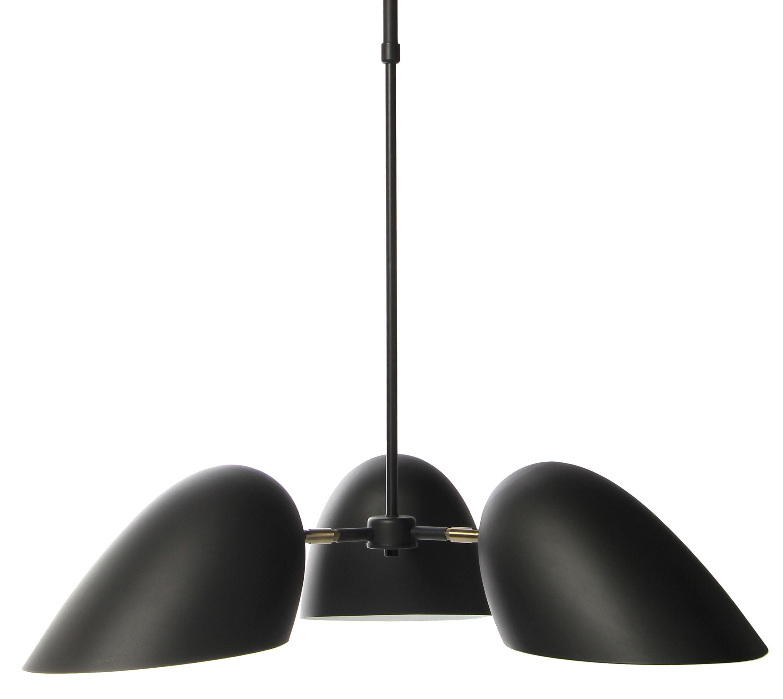 suspension hitchcock 87 cm noir frandsen. Black Bedroom Furniture Sets. Home Design Ideas