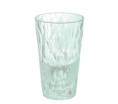 Verre long drink Club No. 6 / H 14 cm - Koziol transparent en matière plastique
