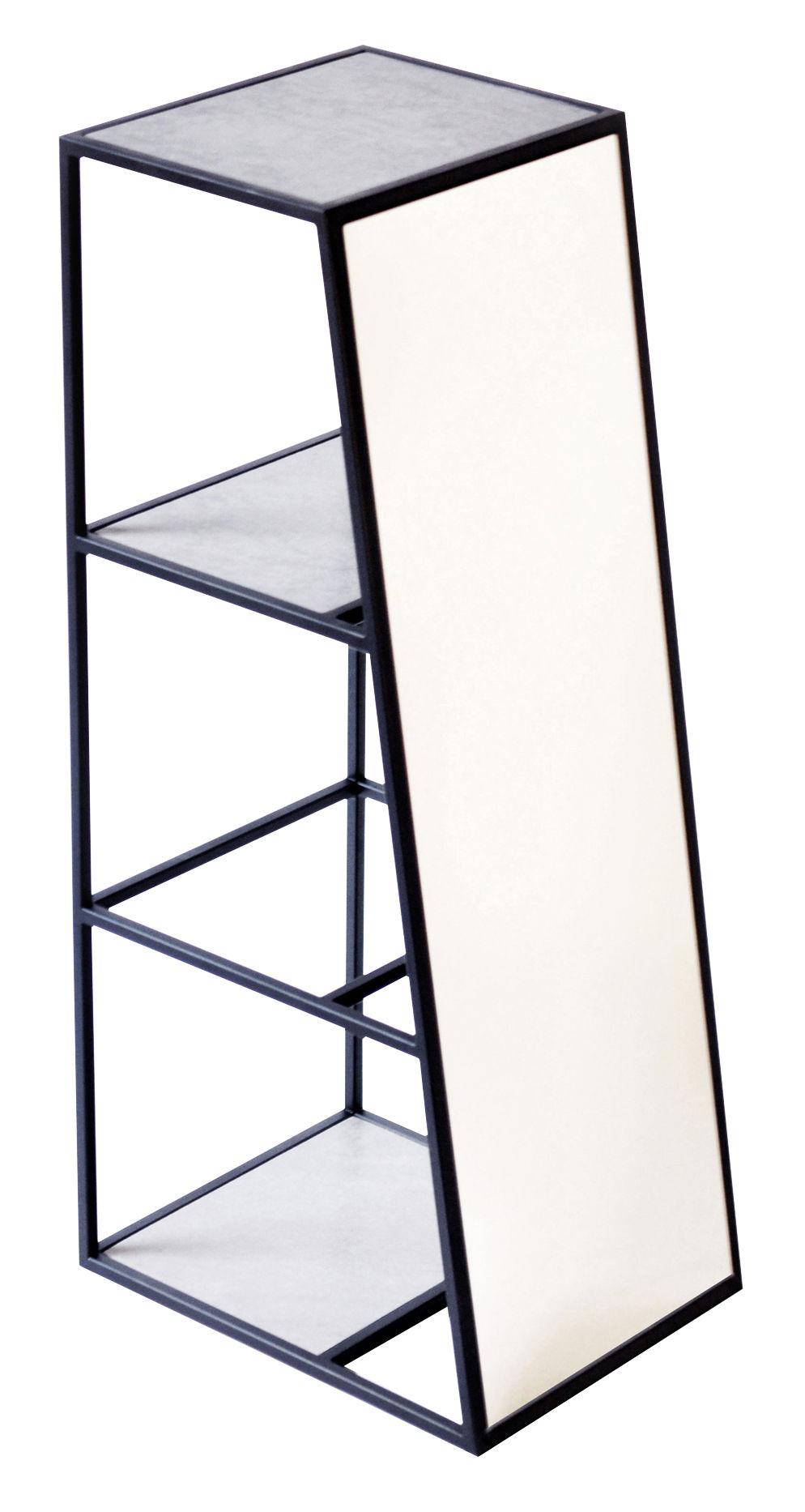 Etag re elements iv miroir 37 x 30 x h 84 cm ciment for Miroir xl boom