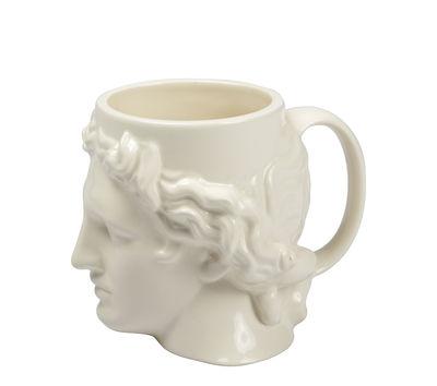 Mug Hestia - Doiy blanc en céramique