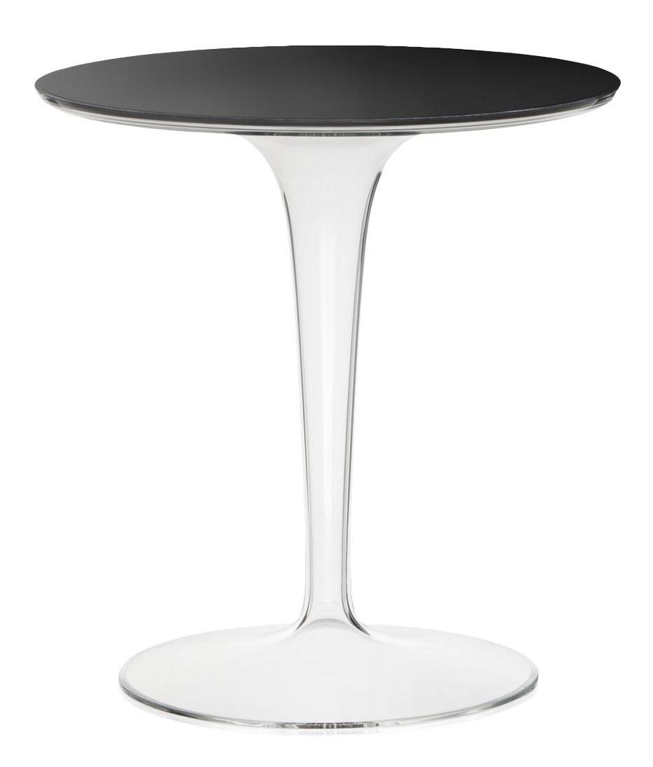 tip top glass tischplatte aus glas kartell beistelltisch. Black Bedroom Furniture Sets. Home Design Ideas
