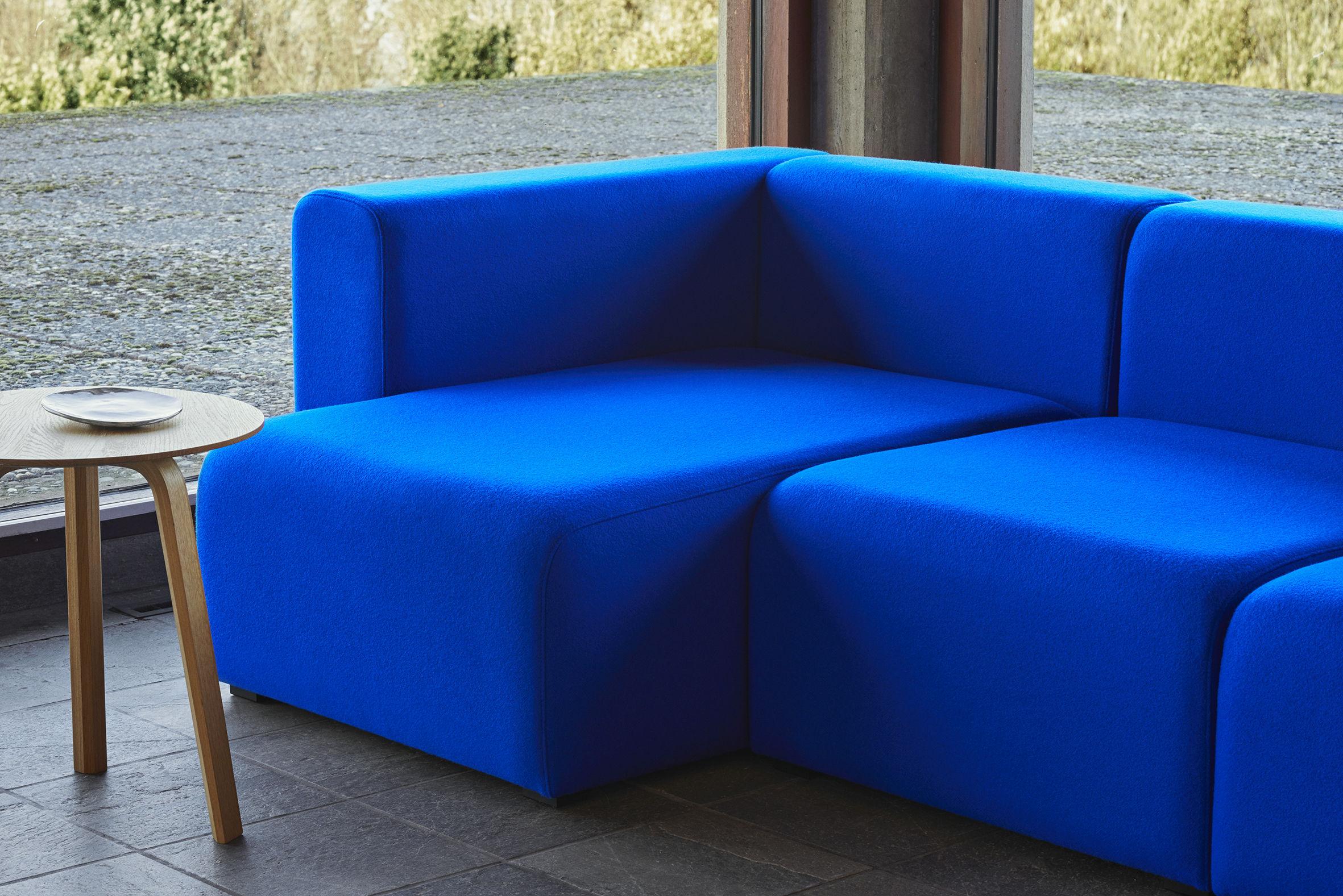 table basse bella 45 x h 49 cm bordeaux hay. Black Bedroom Furniture Sets. Home Design Ideas