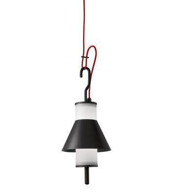 suspension pistillo outdoor h 70 cm h 70 cm diffuseur blanc crochet noir c ble orange. Black Bedroom Furniture Sets. Home Design Ideas