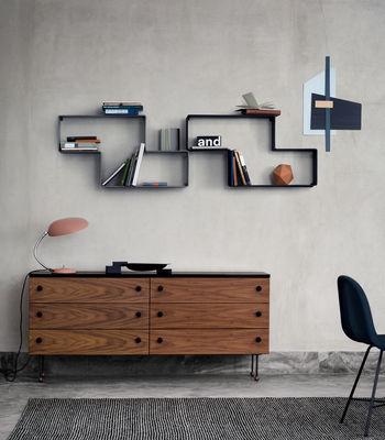 etag re d dal mat got l 90 cm r dition 50 39 vert gubi made in design. Black Bedroom Furniture Sets. Home Design Ideas