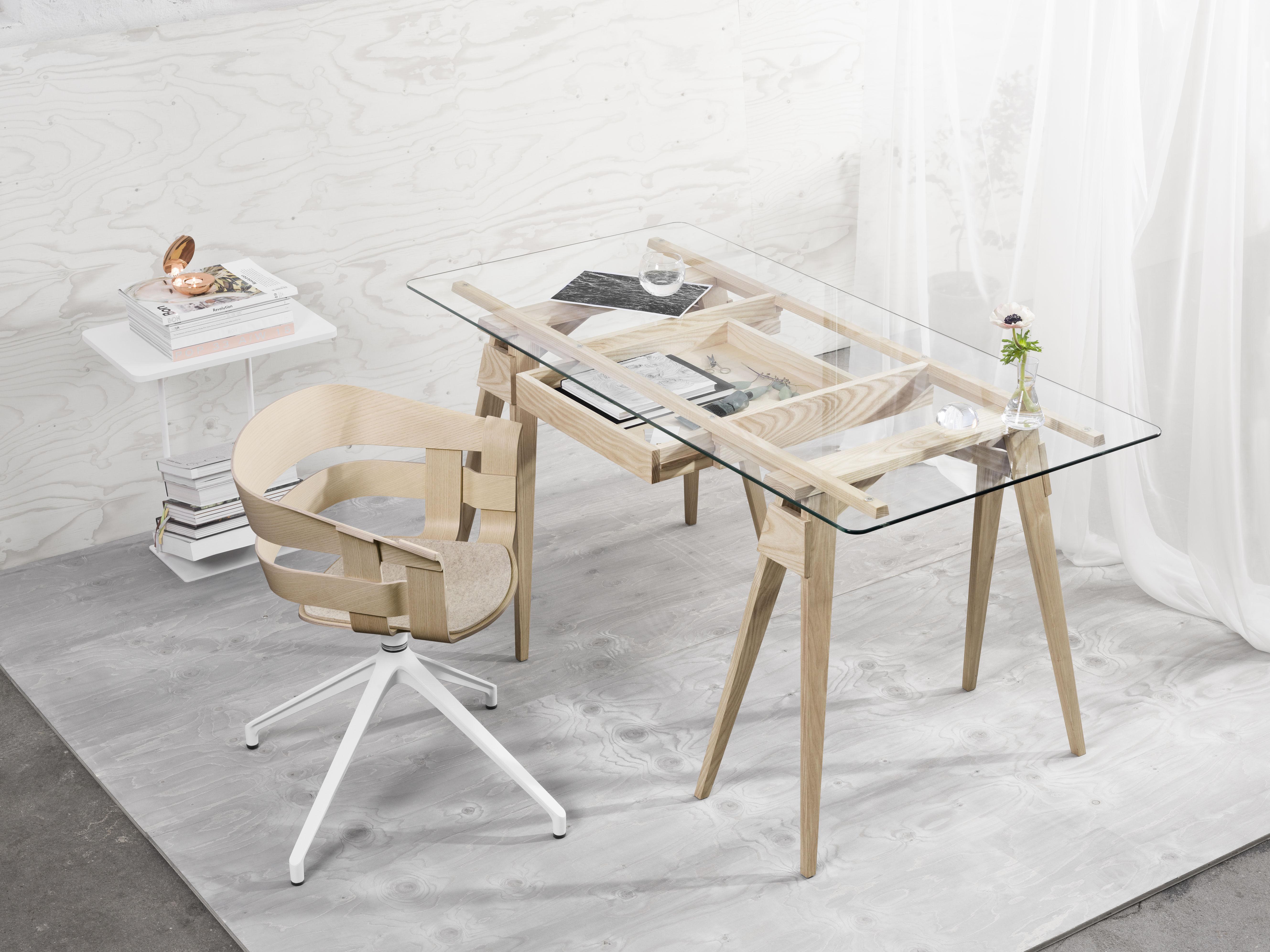 f r armlehnstuhl wick filz design house stockholm. Black Bedroom Furniture Sets. Home Design Ideas