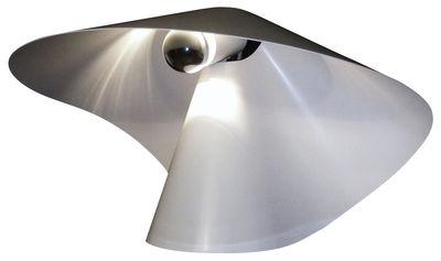 Luminaire - Lampes de table - Lampe de table Nonne - Designheure - Blanc - Acier laqué