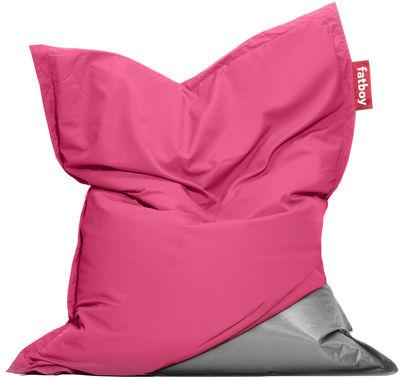 housse jacket pour pouf the original rose fatboy. Black Bedroom Furniture Sets. Home Design Ideas