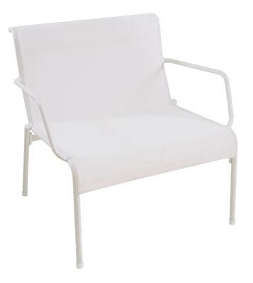 Kira Lounge Sessel / mit Outdoor-Bespannung - Emu