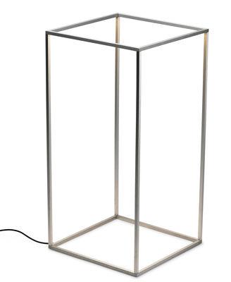 Foto Lampada Ipnos - LED / H 70 cm di Flos - Alluminio - Metallo