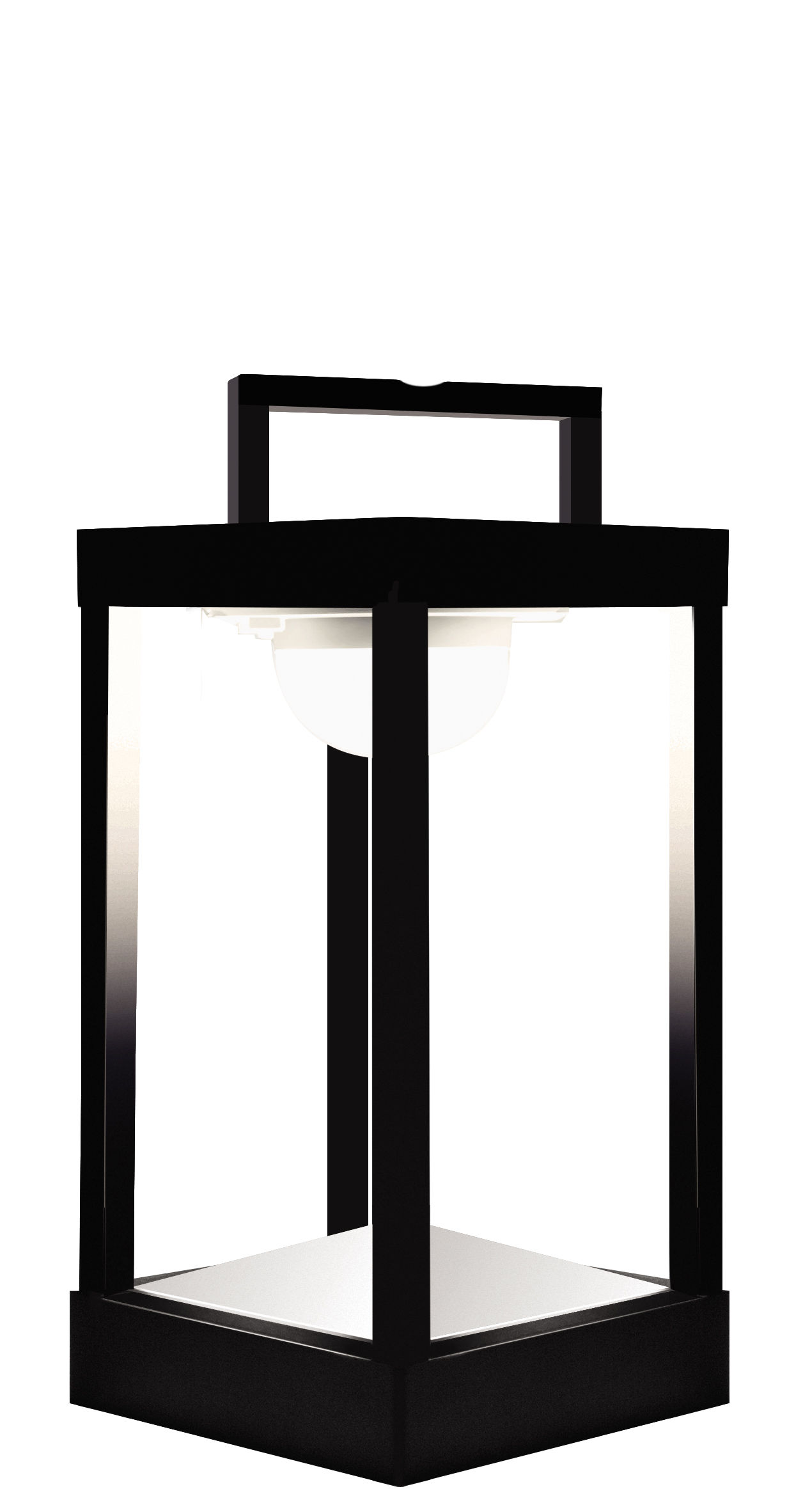 la lampe parc s solar lamp led wireless h 30 cm. Black Bedroom Furniture Sets. Home Design Ideas
