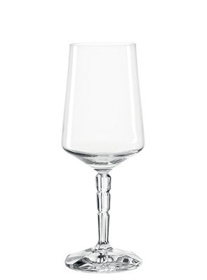 Arts de la table - Verres  - Verre à vin blanc Spiritii / 29 cl - Leonardo - Vin blanc / Transparent - Verre
