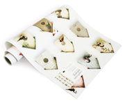 studio ditte birdhouse wallpaper