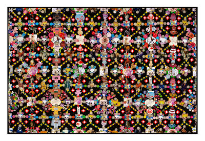Déco - Tapis - Tapis Obsession / 300 x 200 cm - Moooi Carpets - Noir - Polyamide