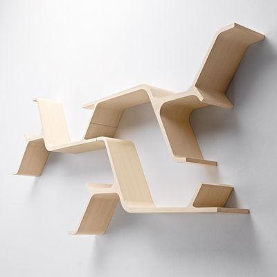 etag re sinapsi l 130 cm r versible laqu noir horm. Black Bedroom Furniture Sets. Home Design Ideas