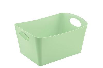 Panier Boxxx S 1 L Koziol vert menthe en matière plastique
