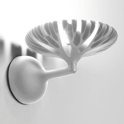 Luminaire - Appliques - Applique Florensis LED / H 191 cm - Artemide - Gris - Aluminium anodisé