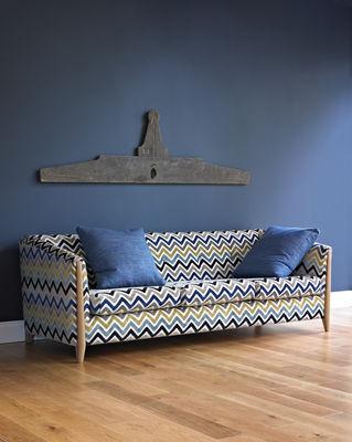 svelto straight sofa 3 seaters l 215 cm multicolore by ercol. Black Bedroom Furniture Sets. Home Design Ideas