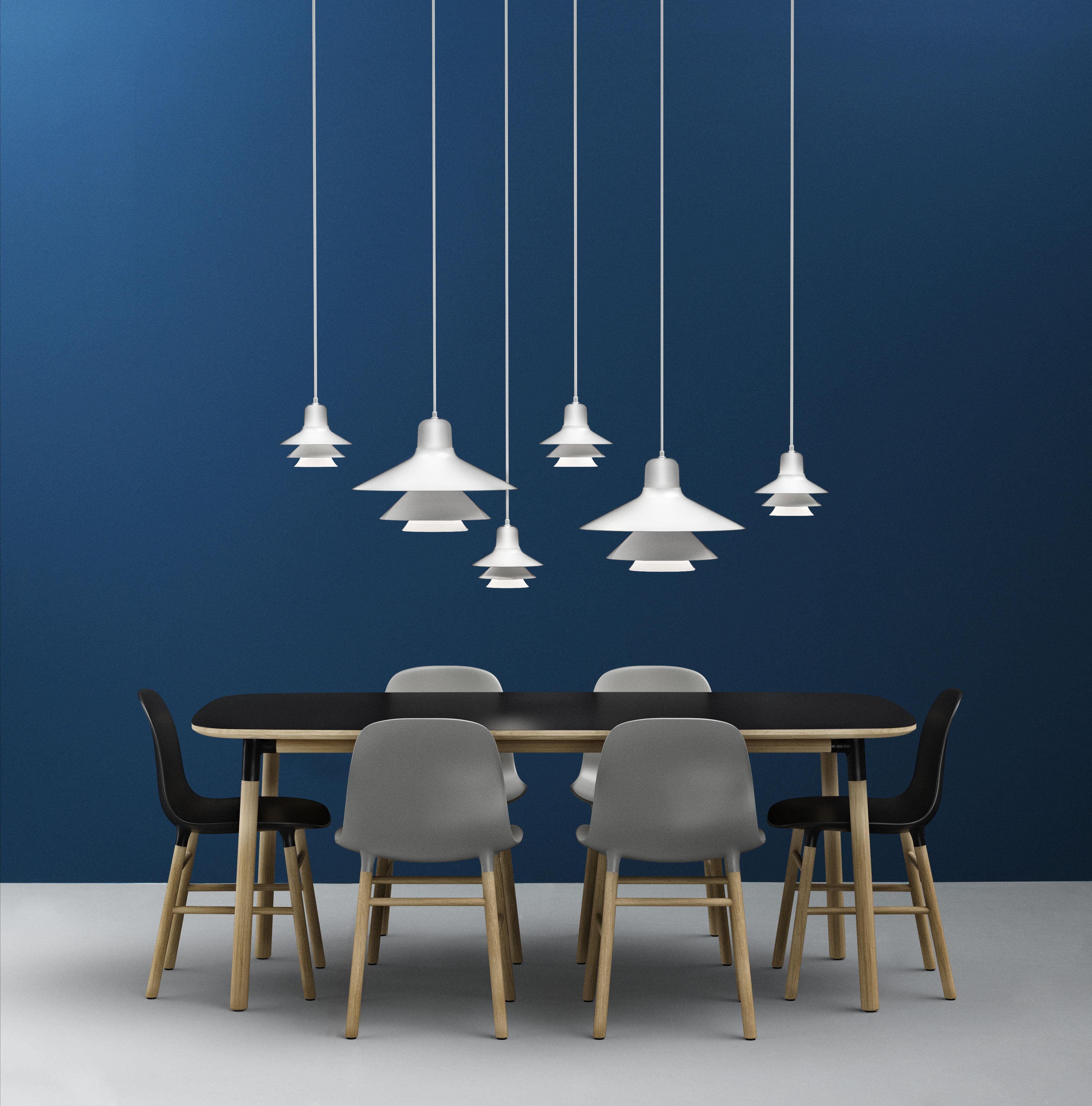 form chair walnut leg black walnut by normann copenhagen. Black Bedroom Furniture Sets. Home Design Ideas