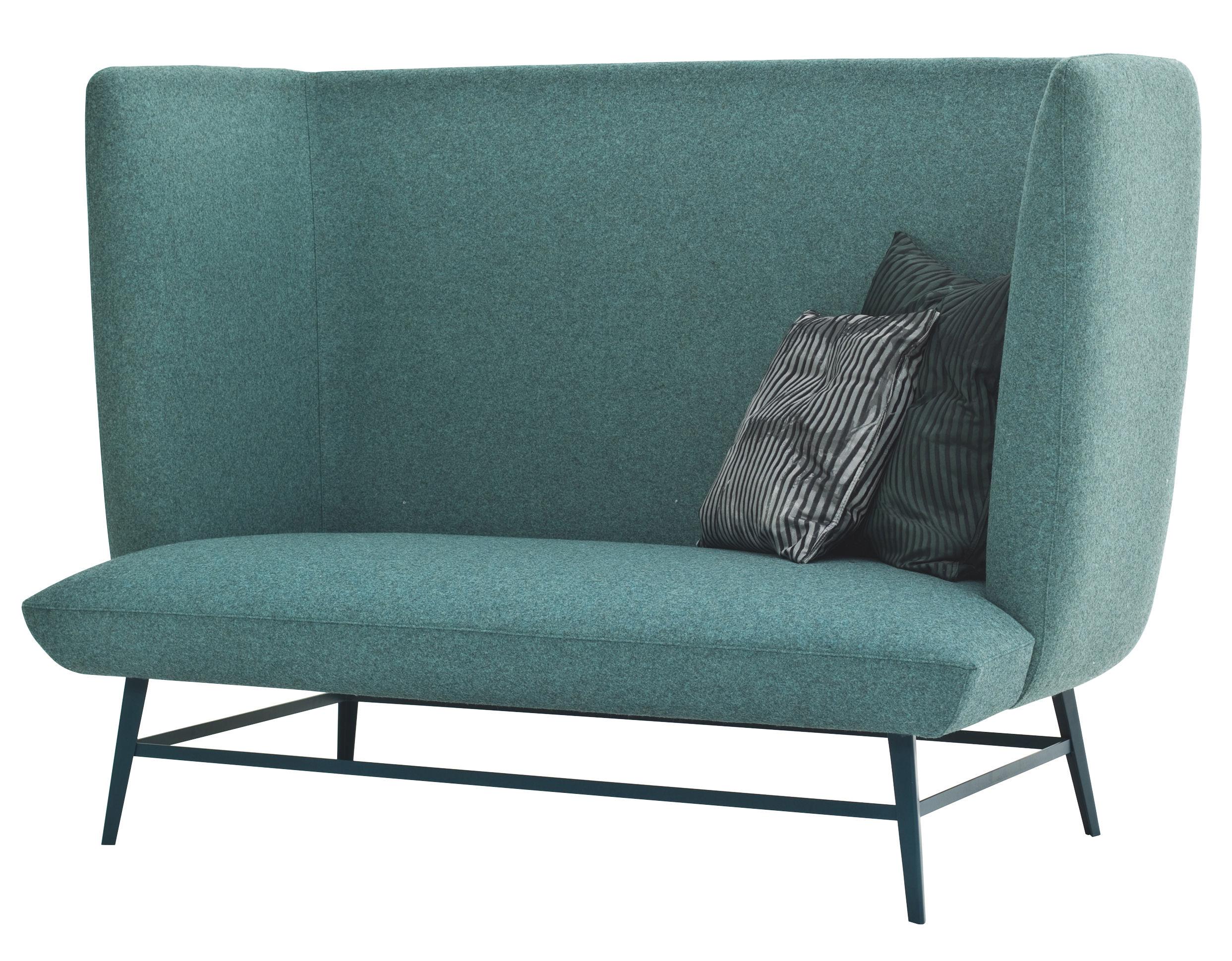 canap droit gimme shelter 2 places l 160 cm x h 113. Black Bedroom Furniture Sets. Home Design Ideas