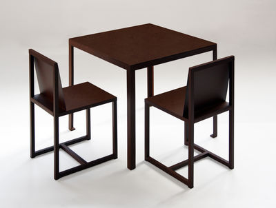 Table rusty 80 x 80 cm rouille 80 x 80 cm zeus for Table 80 x 80