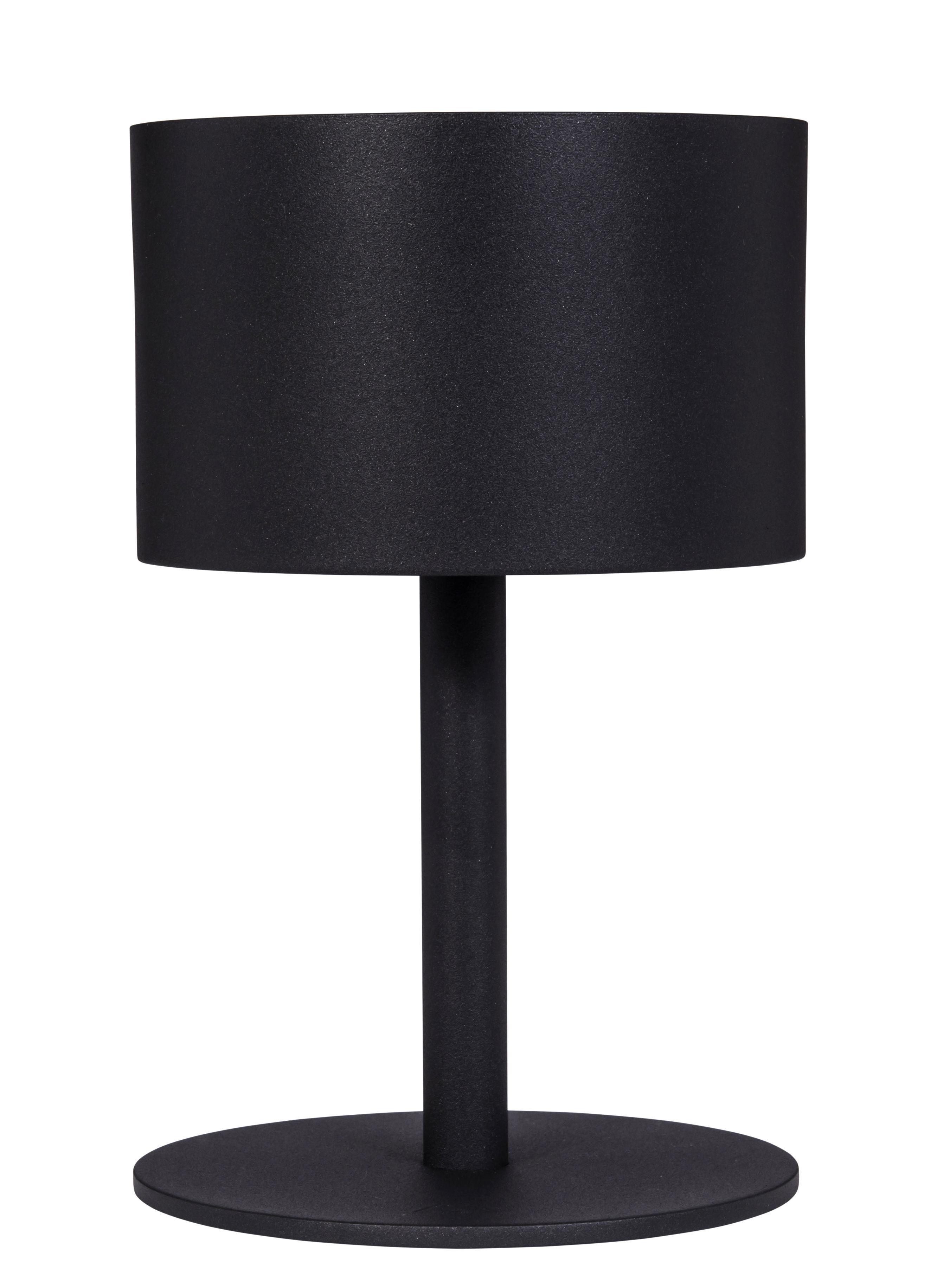 la lampe pose 01 solar lamp charcoal by maiori. Black Bedroom Furniture Sets. Home Design Ideas
