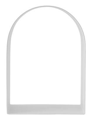 Foto Mensola Shrine M / Da appoggiare - H 30 cm - Menu - Bianco - Metallo Scaffale