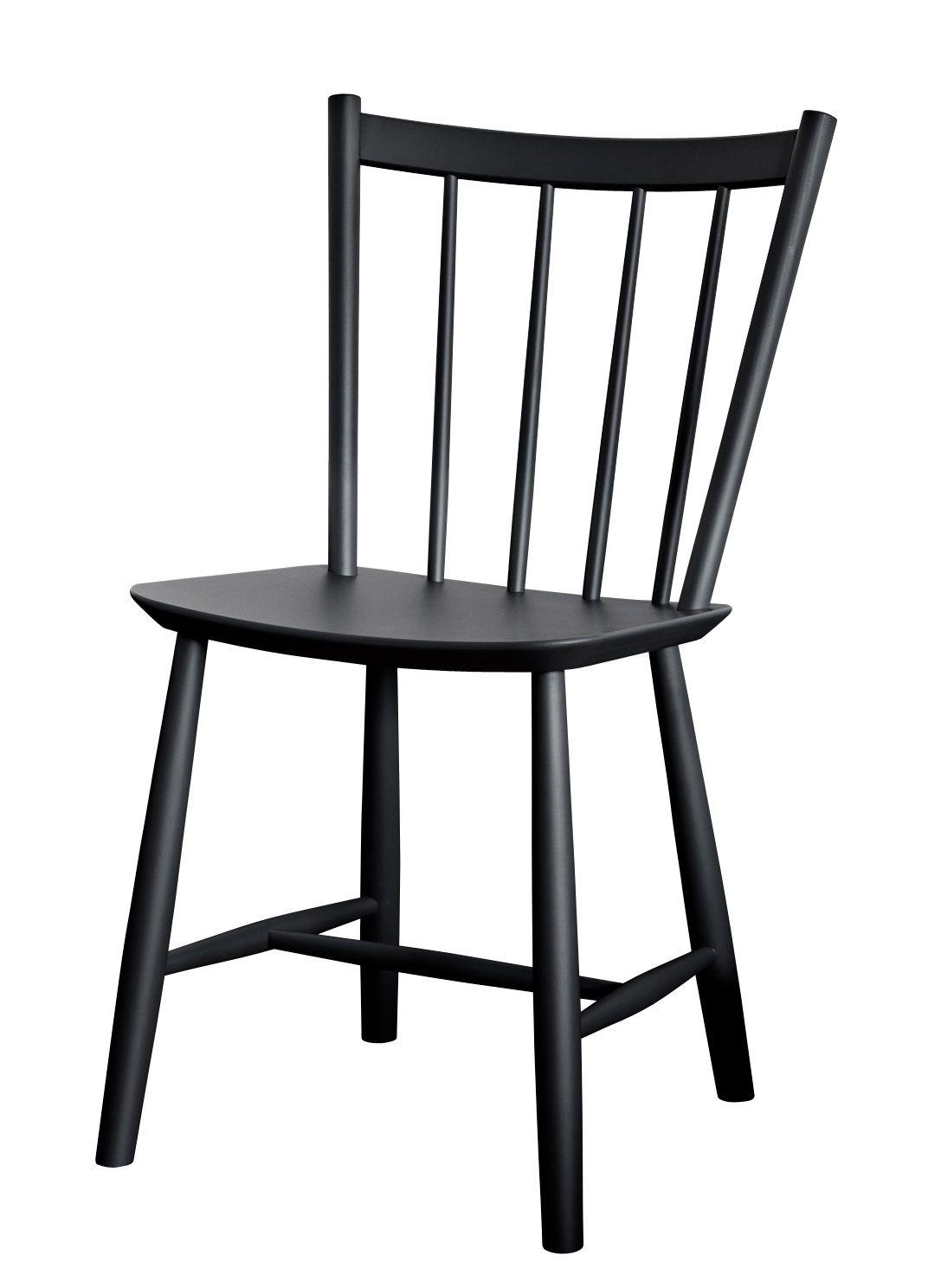 j41 holz hay stuhl. Black Bedroom Furniture Sets. Home Design Ideas