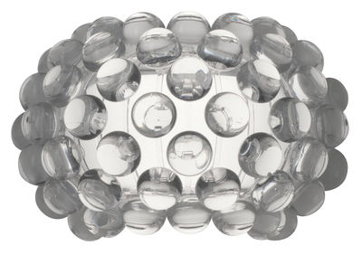 Lighting - Wall Lights - Caboche Piccola Wall light - Piccola by Foscarini - Clear - PMMA