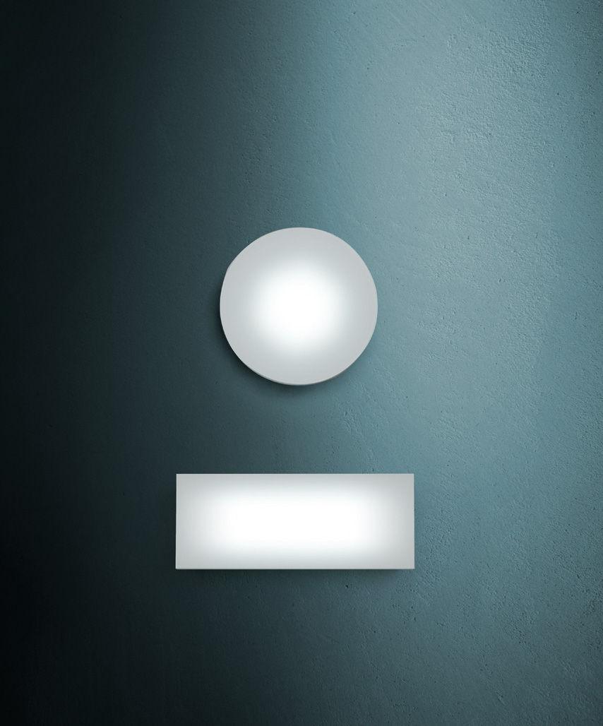 Scopri Applique Sole -/Plafoniera- 144 LED - Rettangolare, Bianco ...
