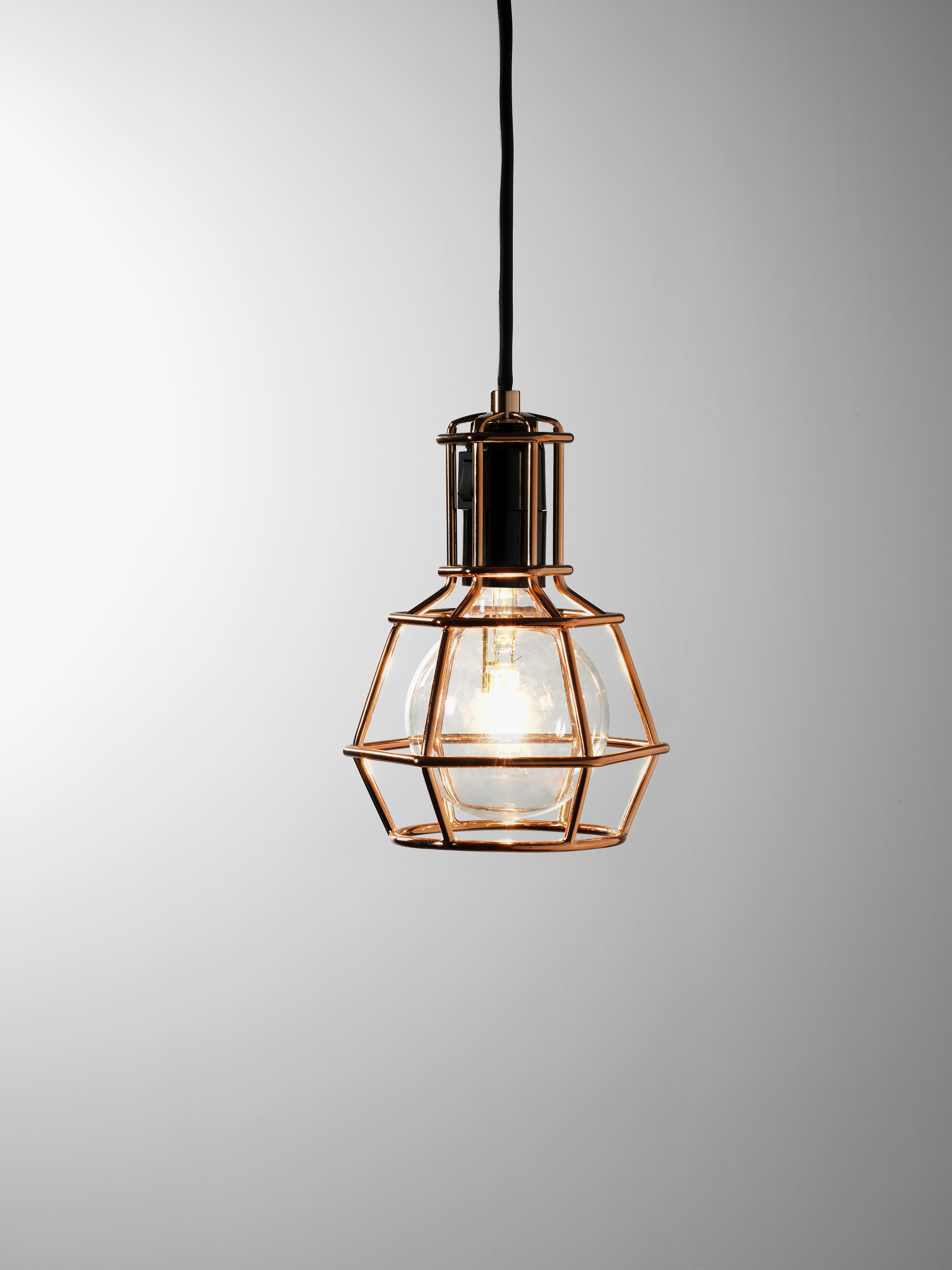 Work Lamp Copper By Design House Stockholm