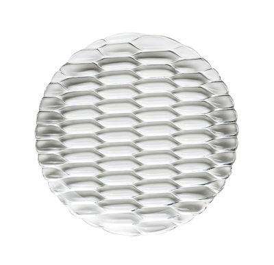 Assiette à dessert Jellies Family Ø 21,5 cm Kartell cristal en matière plastique