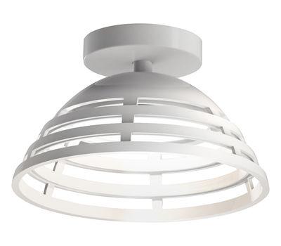 Plafonnier Incipit LED / Ø 21 cm - Aluminium - Artemide blanc en métal