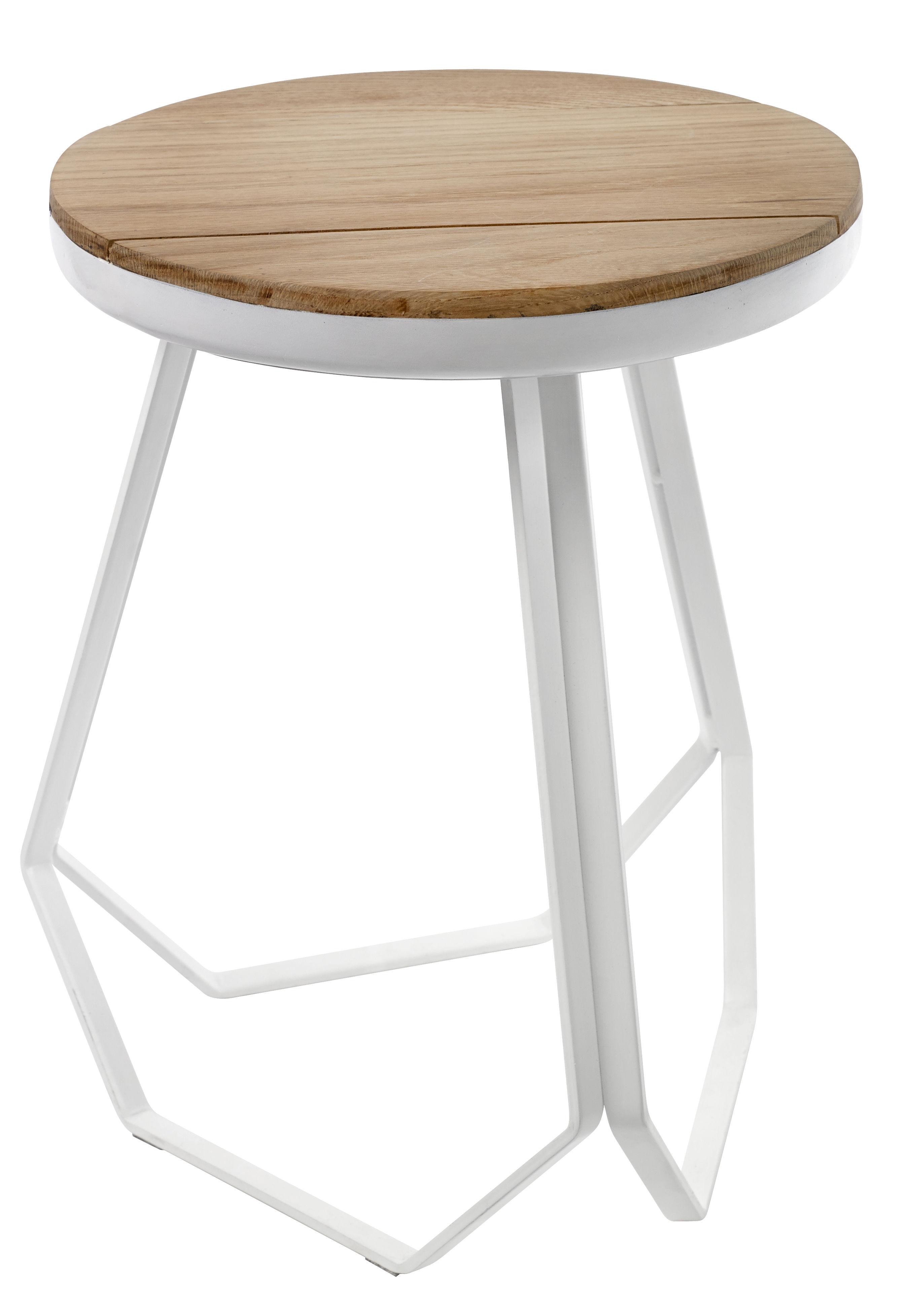 daysign h 45 cm holz metall serax hocker. Black Bedroom Furniture Sets. Home Design Ideas