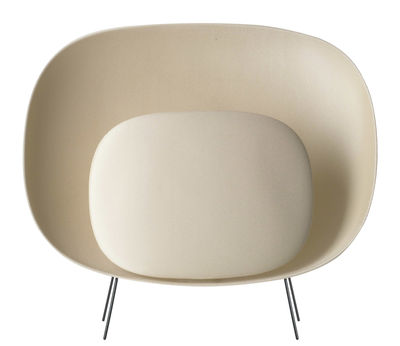 lampe de sol stewie l 77 x h 69 cm ivoire foscarini. Black Bedroom Furniture Sets. Home Design Ideas