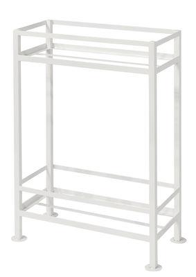 Mobilier - Consoles - Console Herb / Pour plantes - L 65 cm - Serax - L 65 cm / Blanc - Acier peint