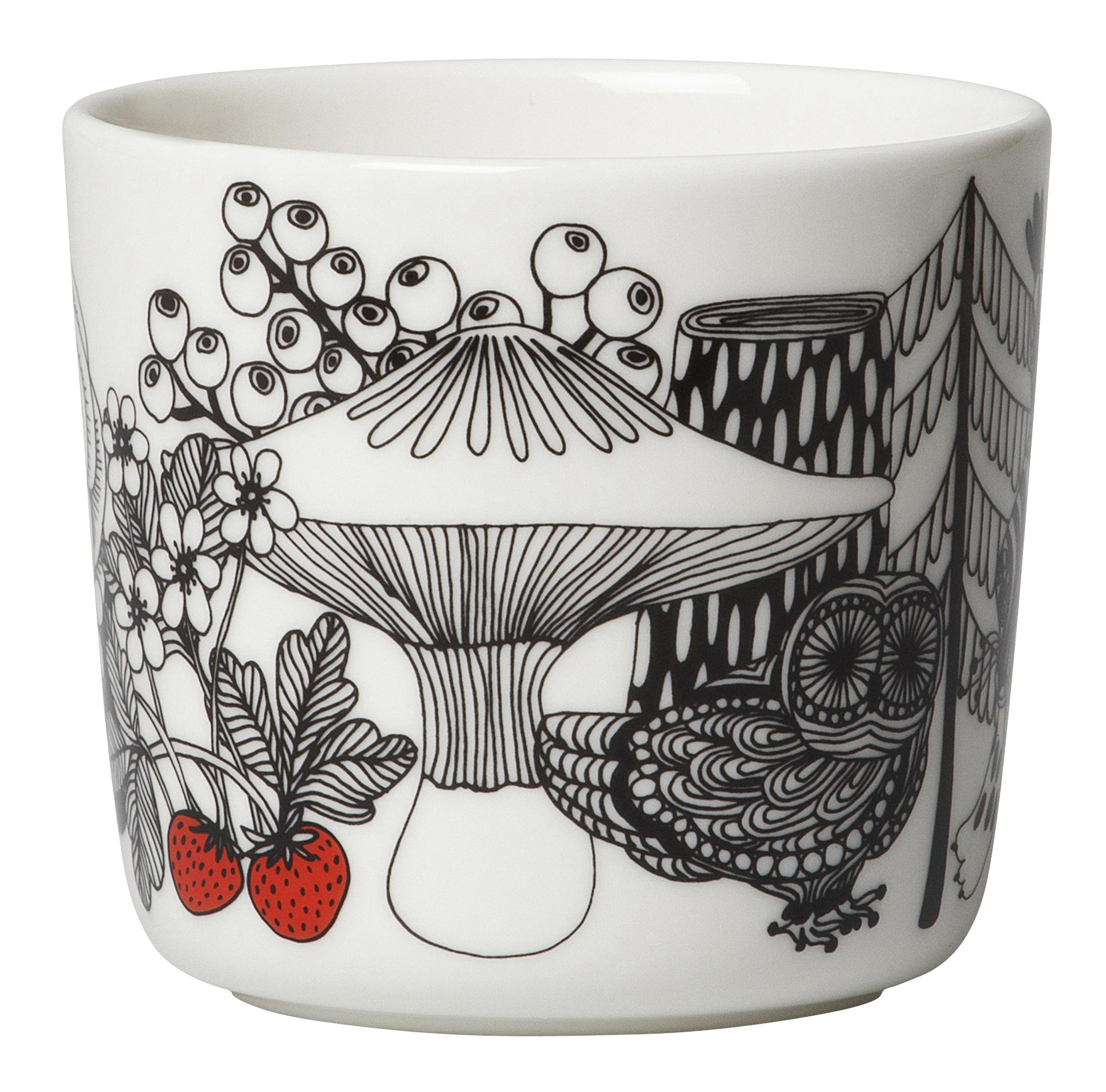 veljekset ohne henkel 2er set marimekko kaffeetasse. Black Bedroom Furniture Sets. Home Design Ideas